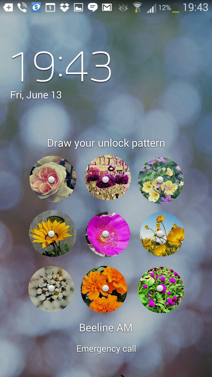 Lock Screen Customize Iphone Iphone Style Lock Screen