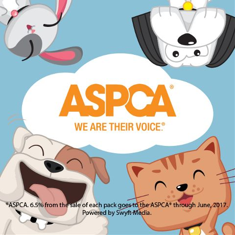 ASPCA package
