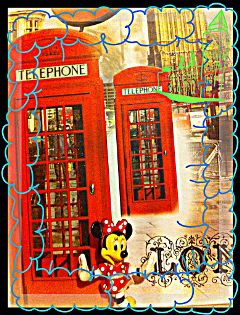 red #minnie #mouse #london london