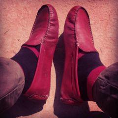 shoea rosso brunello