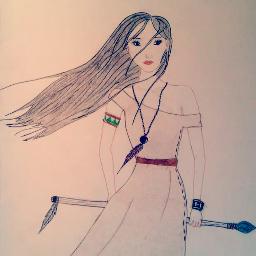 drawing indienne drawbyme
