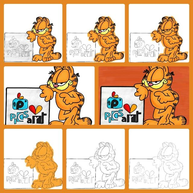 cartoon character drawing step by step tutorial