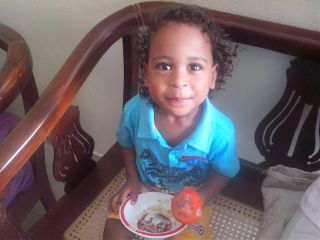 happychild love baby food cute