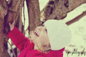 beautiful hdr cute people snow