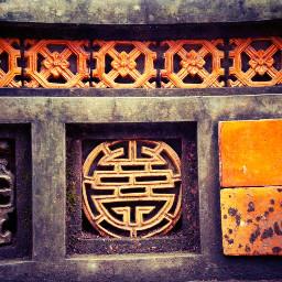 temple hu old vietnam 2013