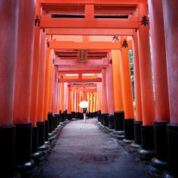 japan architecture colorful