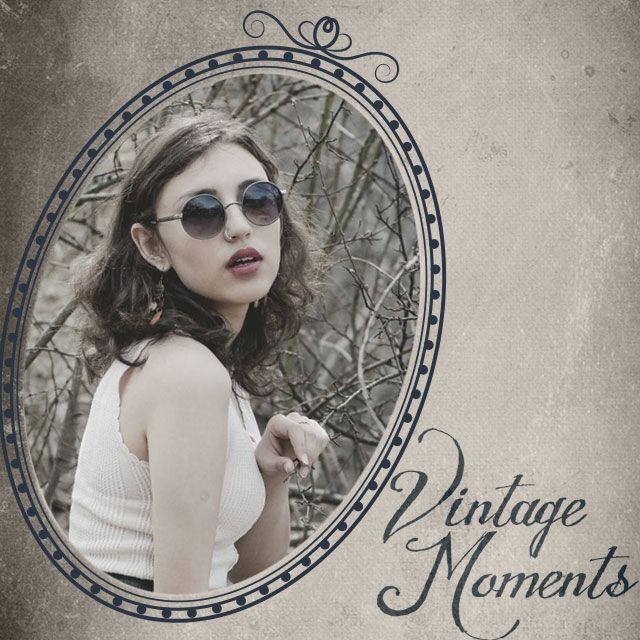 vintage moments frames