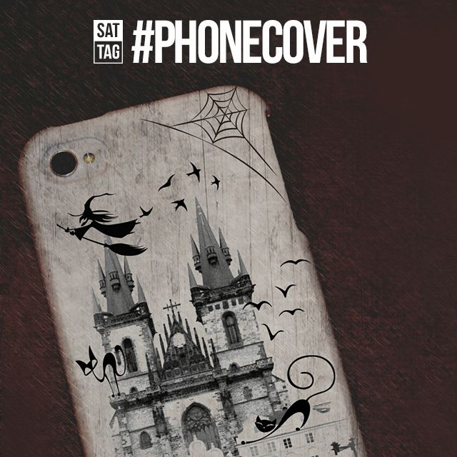 phone cover hashtag