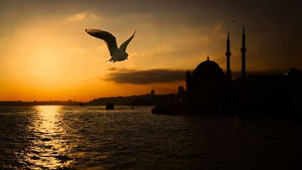 sunset turkey nature landscapes travel