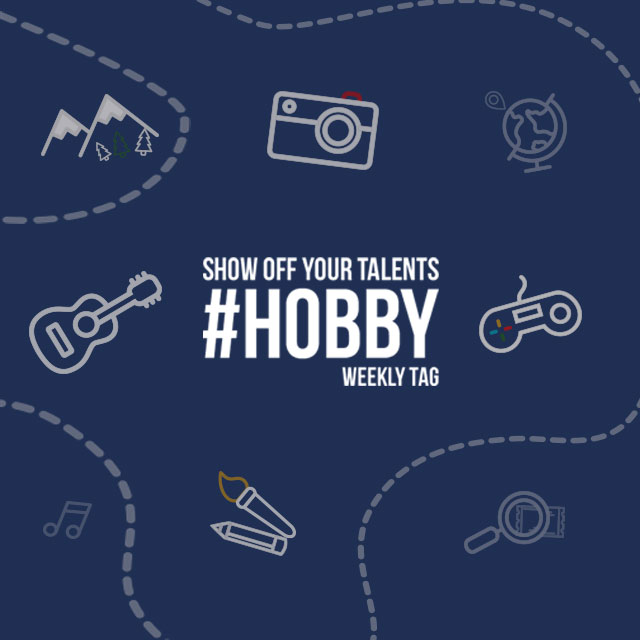 Show Off Your Talents with the Weekly Tag #hobby - Create + ...