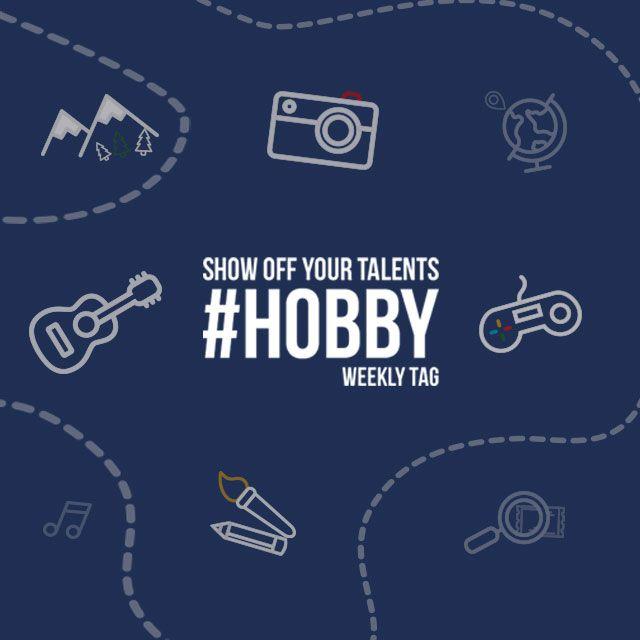 hashtag hobby